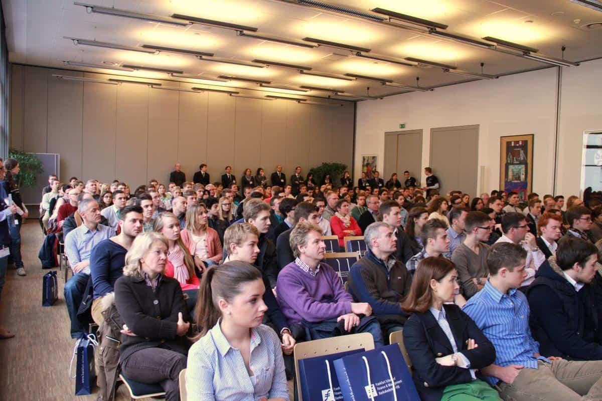 Frankfurt School Bachelor Day